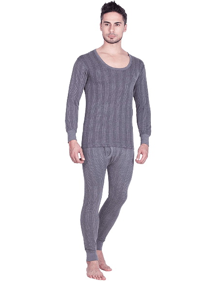 Lux Inferno Men's Cotton Thermal Top