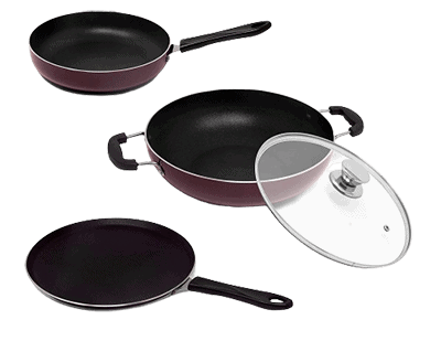 9 Best Non Stick Cookware for Indian Cooking 2021 Reviews